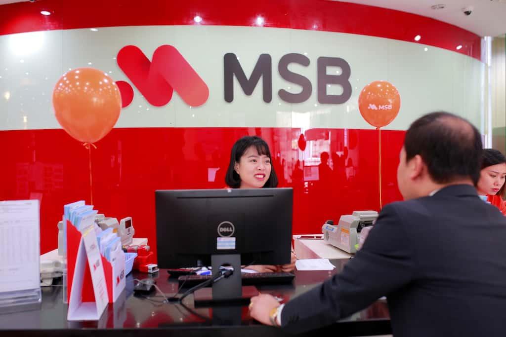 Ngân hàng MSB đạt lợi nhuận gấp hơn 7 lần năm trước - Cung Cầu | Tài chính