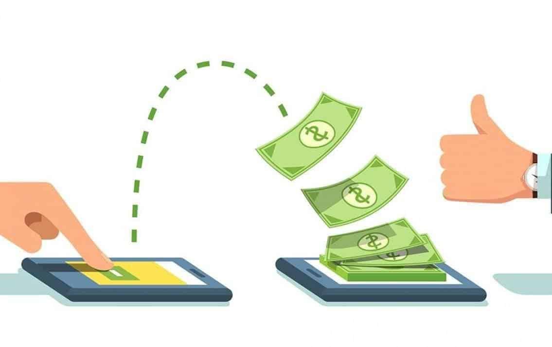Khách hàng có thể chuyển khoản online để thanh toán khoản vay