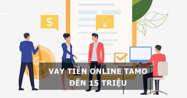 Tamo – 1 trong 5 APP vay tiền hàng đầu Việt Nam